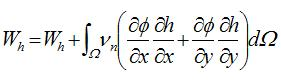 Lapidus equation